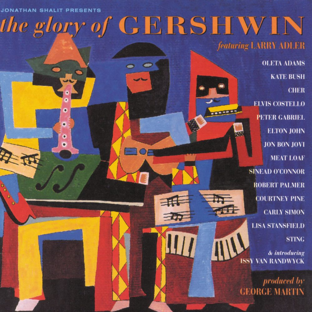 Jon Bon Jovi/ Larry Adler - The Glory Of Gershwin