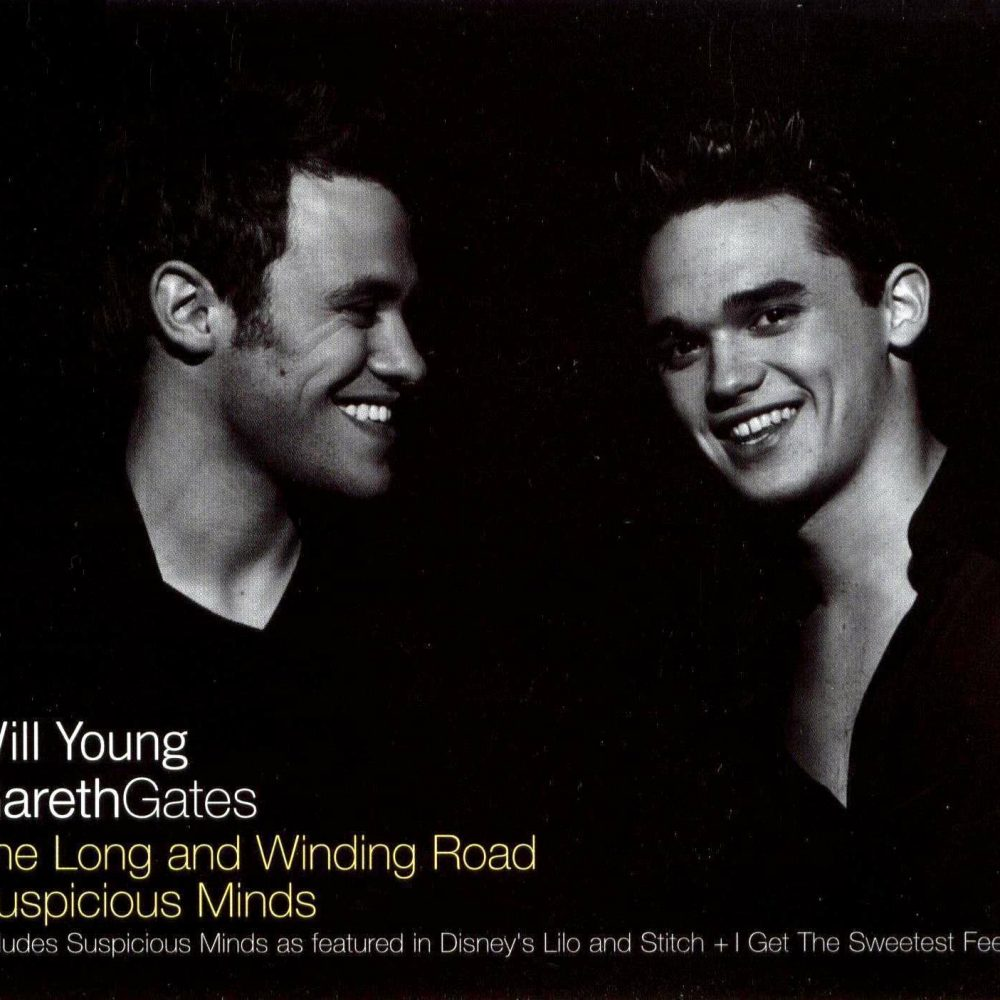 Will Young & Gareth Gates - The Long and Winding Road
