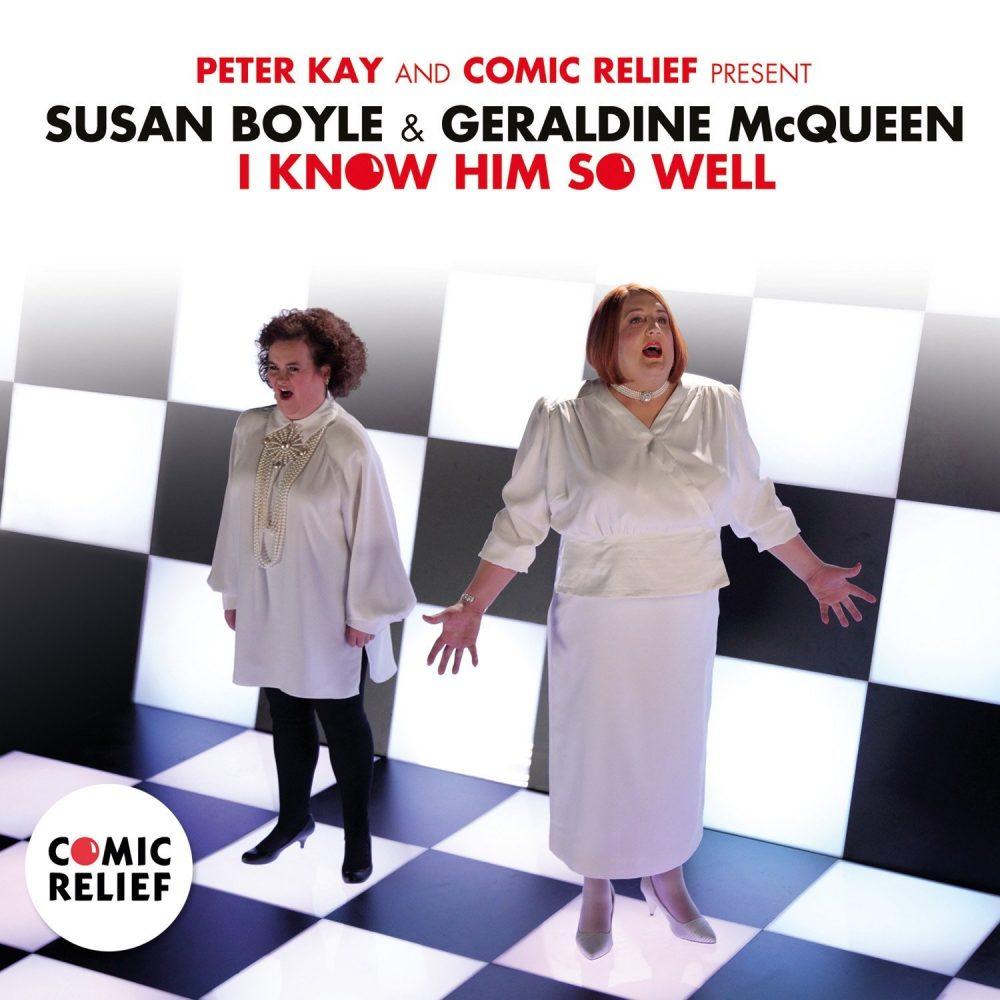 Susan Boyle & Geraldine McQueen
