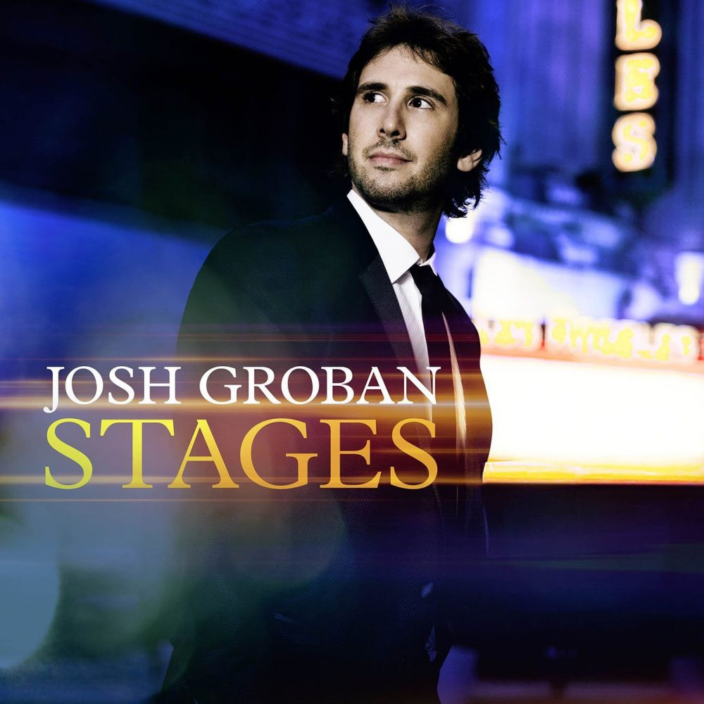 Josh Groban - Stages