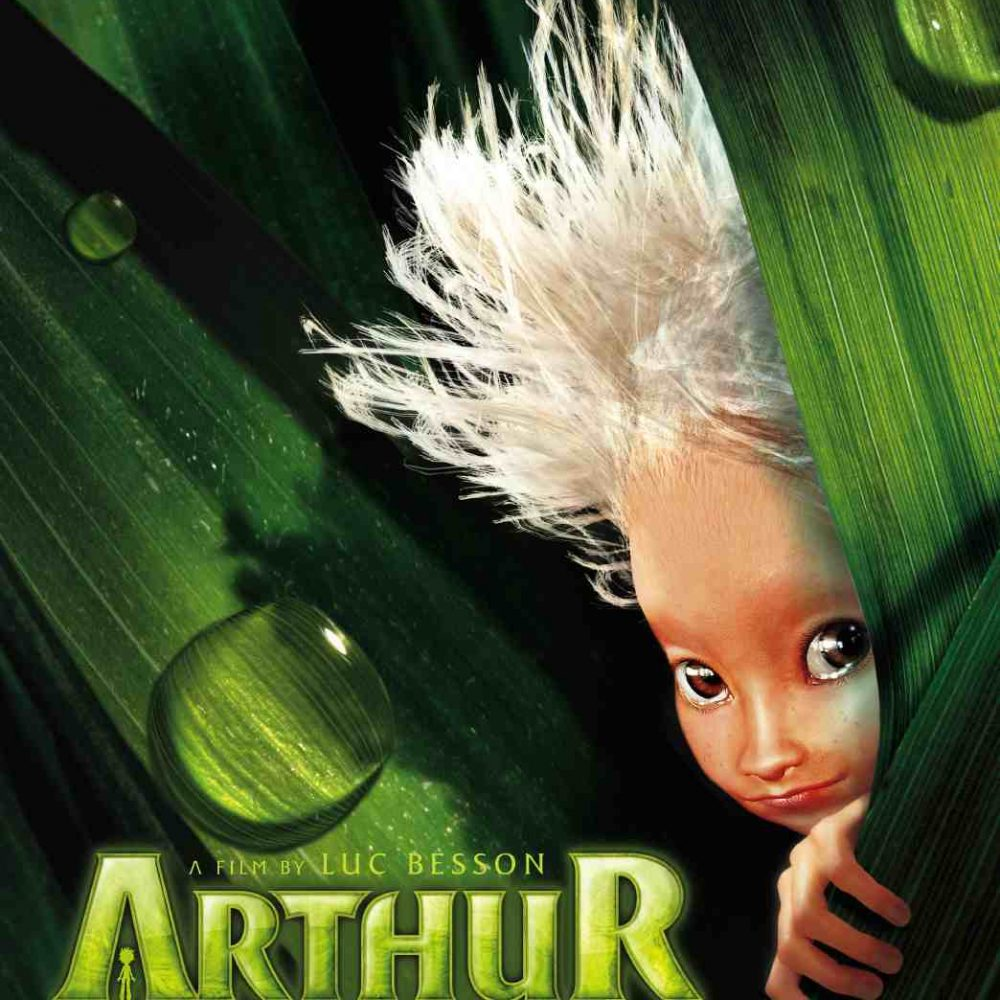 Arthur & The Invisibles (2006)