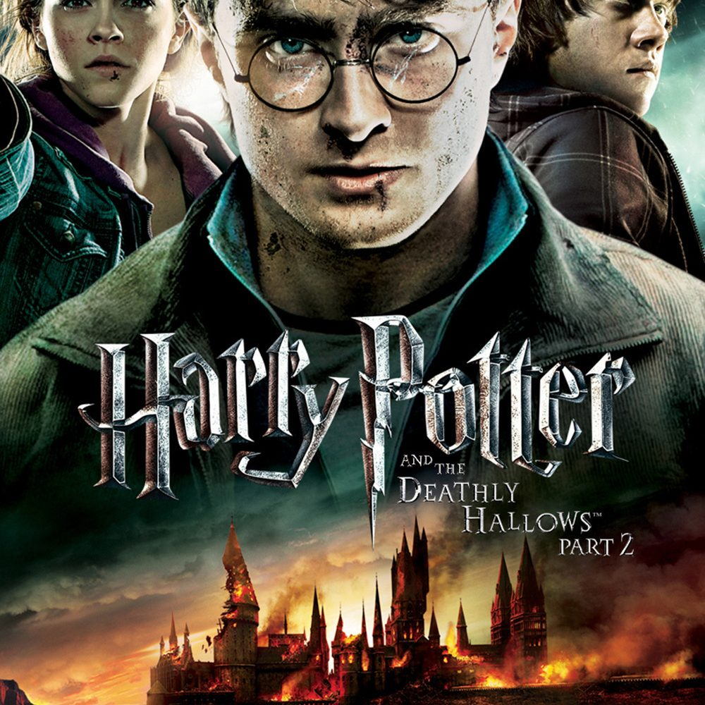 Harry Potter & The Deathly Hallows Part 2 (2011)