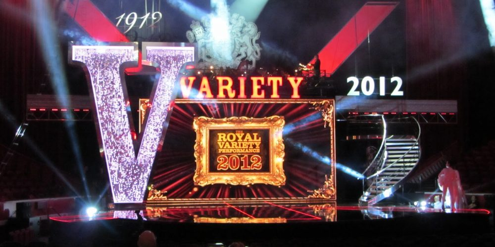 The Royal Variety Performance 100th Anniversary (2012) ITV.  Musical Director
