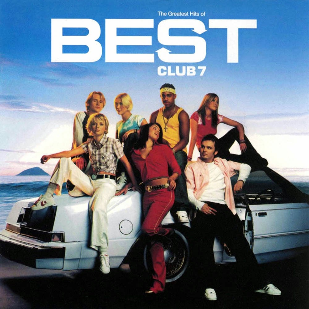 S Club 7 - Best, The Greatest Hits of S Club 7