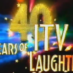 40 Years Of Laughter (1995) LWT.  Signature Tune Composition