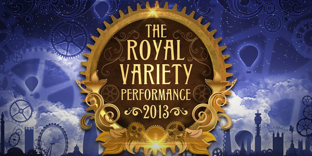 The Royal Variety Performance (2013) ITV.  Musical Director