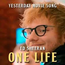 Ed Sheeran - One Life