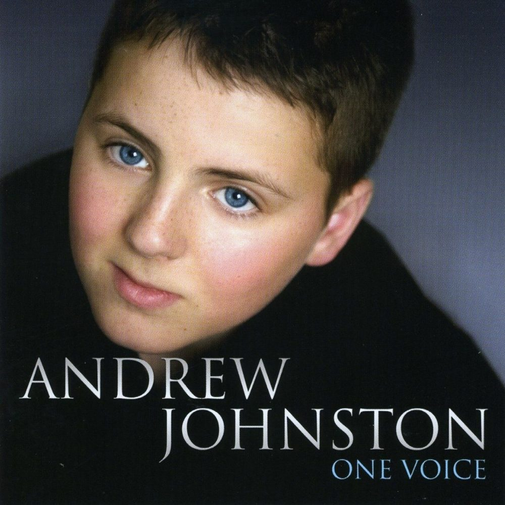 Andrew Johnston - One Voice