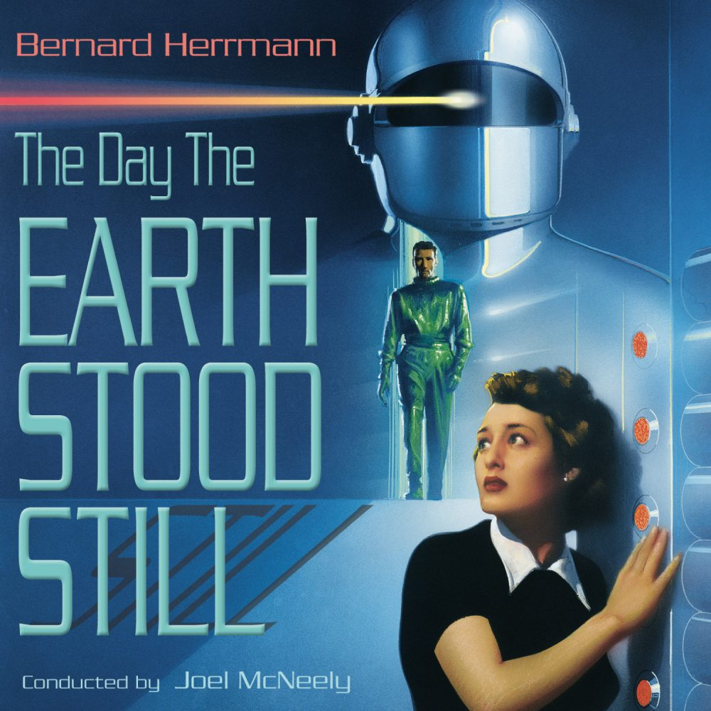 Joel McNeely - The Day The Earth Stood Still