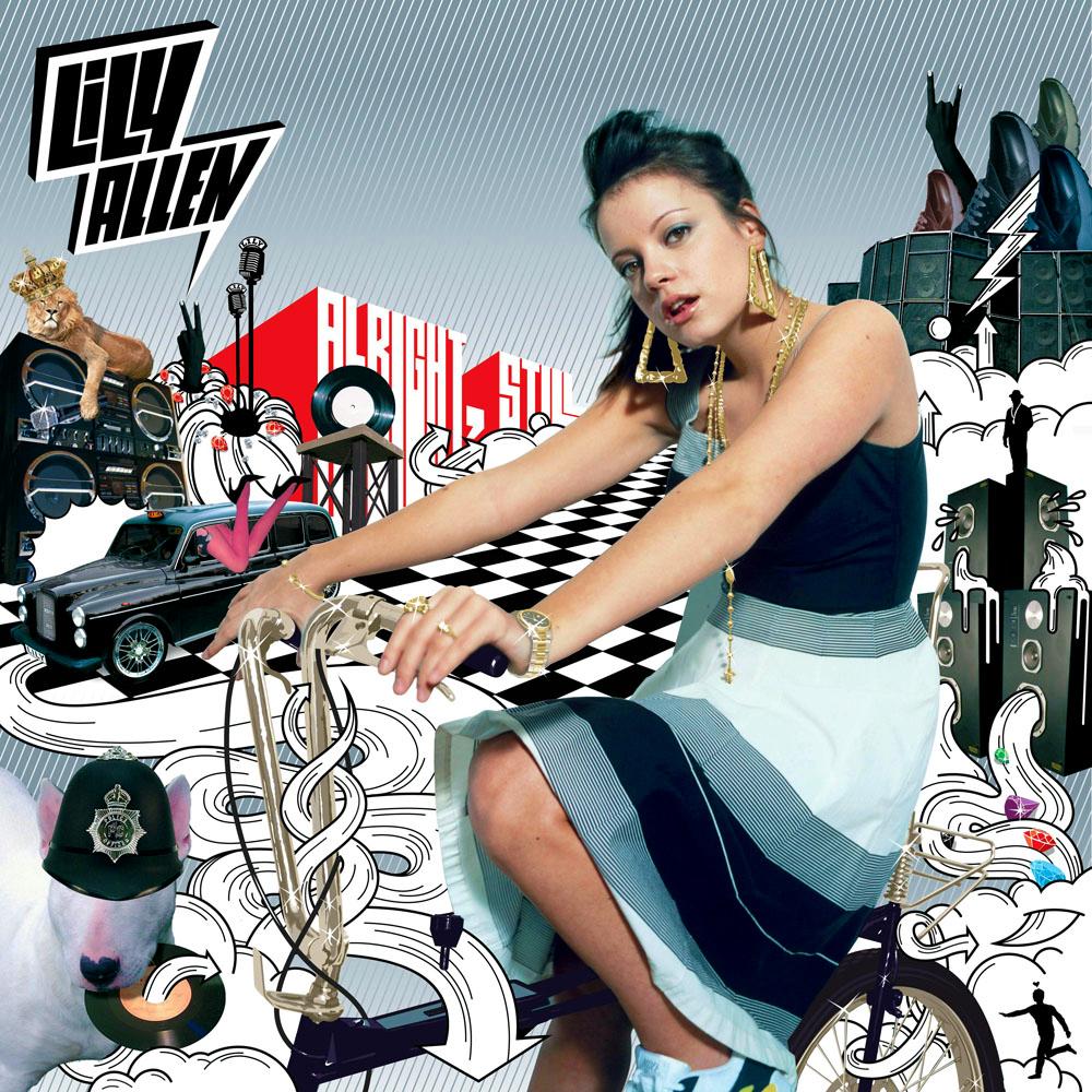 Lily Allen - Alright Still