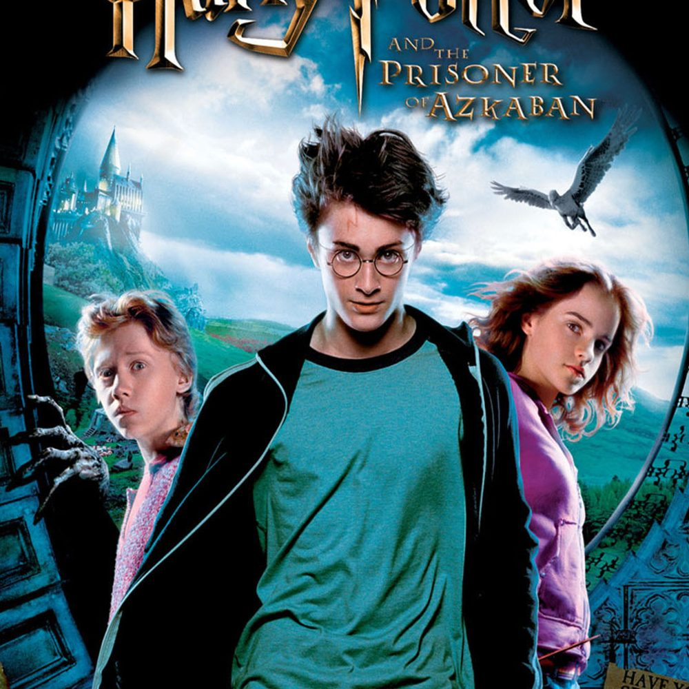 Harry Potter & The Prisoner Of Azkaban (2004)