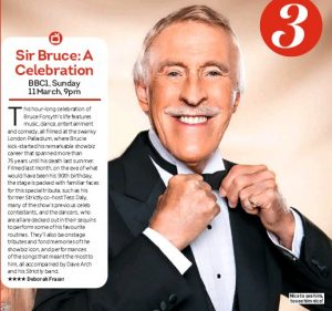 Sir Bruce: A Celebration. (2018) BBC Musical Director