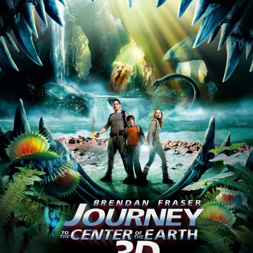 Journey To The Centre Of The Earth 3D (2008)