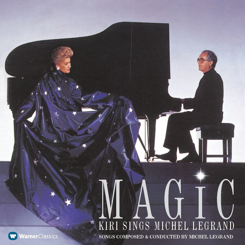 Kiri Te Kanawa & Michel Legrand - Magic