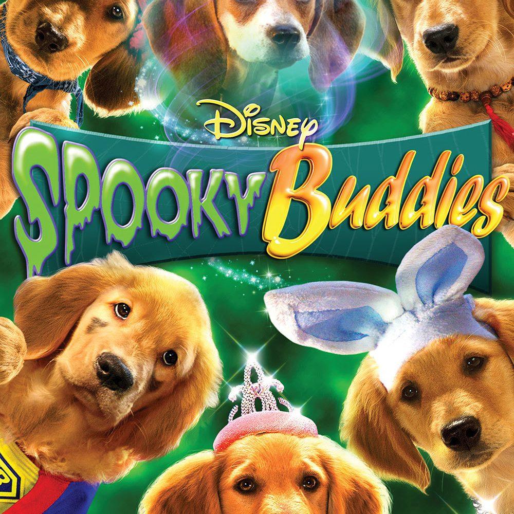 Spooky Buddies (2011)