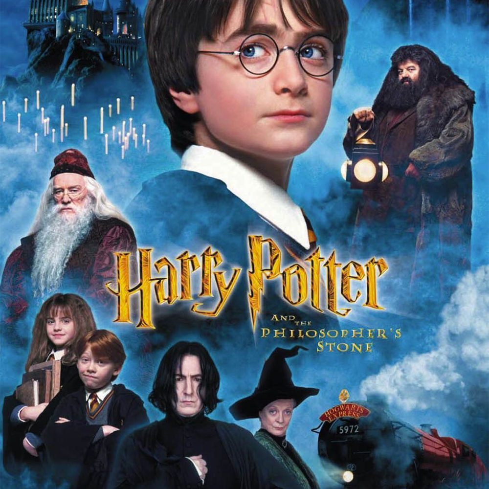 Harry Potter & The Philosophers Stone (2001)