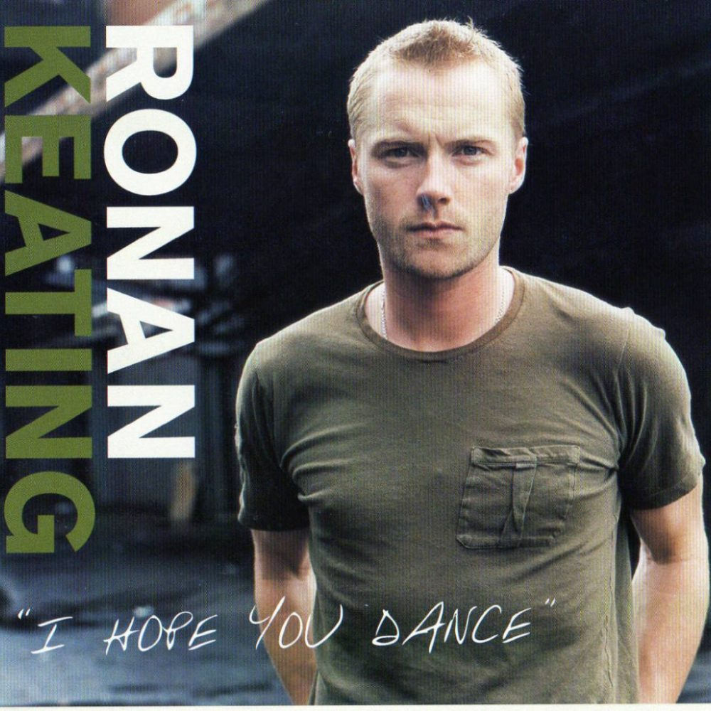 Ronan Keating - I Hope You Dance