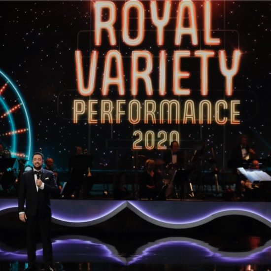 The Royal Variety Performance (2020) ITV.  Musical Director