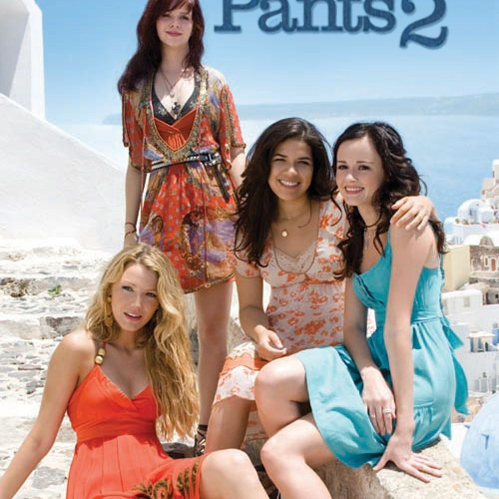 The Sisterhood Of The Travelling Pants 2 (2008)